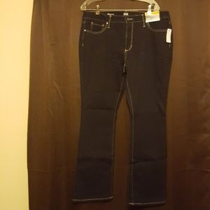 Bootcut Jeans ~ size 16